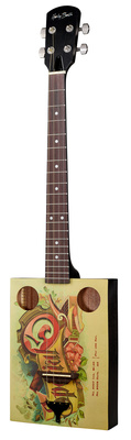 Harley Benton CigarBox Guitar