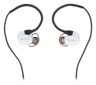 Fender CXA1 In-Ear-Monitor White