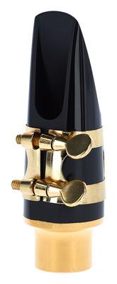 Bari Hybrid Gold Plated Alto Sax 7