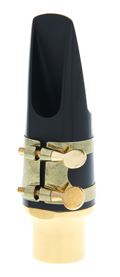 Bari Hybrid Gold Plated Tenor Sax 8