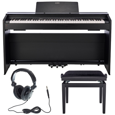 Casio PX-870 BK Privia Set