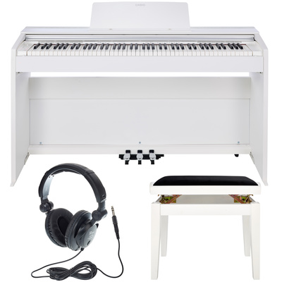 Casio PX-870 WE Privia Set