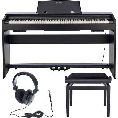 Casio PX-770 BK Privia Set