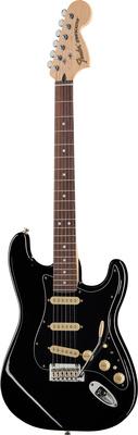 Fender Deluxe Stratocaster PF BK