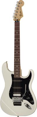 Fender Std Strat HSS Floyd PF OLW