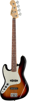 Fender Std Jazz Bass LH PF BSB