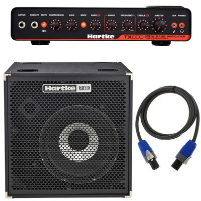 Hartke TX600 Bundle 2