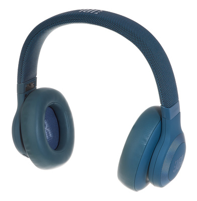 JBL by Harman E65 BTNC Blue B-Stock