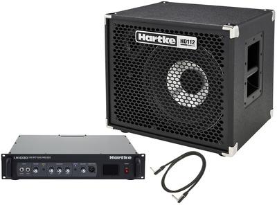 Hartke LH-1000 Bundle 2