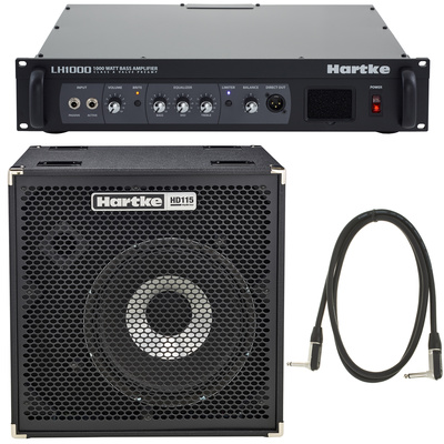 Hartke LH-1000 Bundle 4