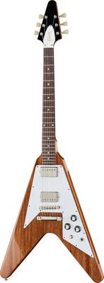 Gibson 67 Flying V Reissue Natural