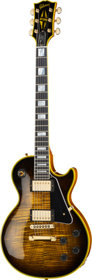 Gibson LP Custom Yellow Widow
