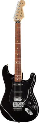 Fender Std Strat HSS Floyd PF BLK