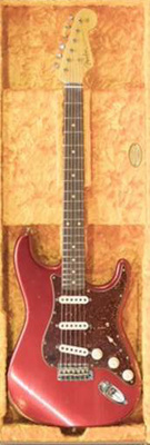Fender 1960 Strat Relic CAR