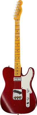 Fender Caballo Tono Relic Red Sparkle