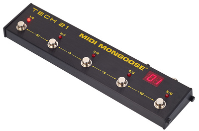 Tech 21 MIDI Mongoose B-Stock