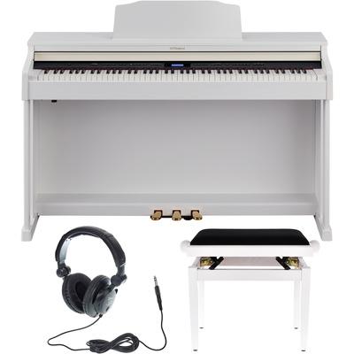 Roland HP-601 WH Set
