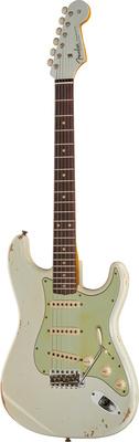 Fender 1960 Relic Strat Peg Head OW