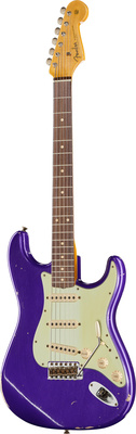 Fender 1960 Relic Strat Purple