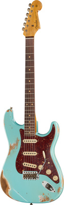 Fender 1960 Relic Heavy Relic DB