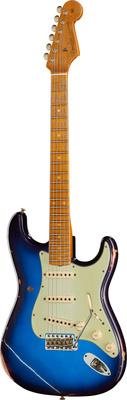 Fender 62 Relic Strat Desert Sunset