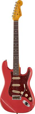 Fender 62 Relic Strat Fiesta Red