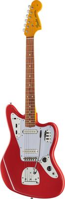 Fender CLSC 60s Jaguar LAQ PF FRD