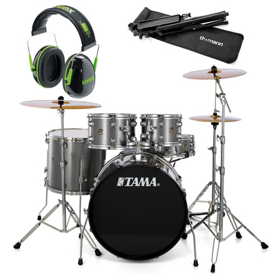 Hamaril Acoustic Drum Set Bundle 1