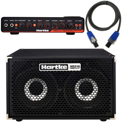 Hartke TX600 Bundle 3