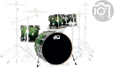 DW Satin Specialty Gold Green