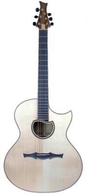 Cuntz Guitars CWG23S HGM Petteri Sariola