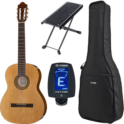 Thomann Classic 4/4 Guitar Left Bundle