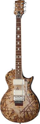 ESP E-II RZK-II Burnt