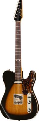 Macmull Guitars Heartbreaker Vintage Burst RW