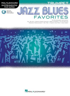 Hal Leonard Jazz Blues Favorites - Trumpet