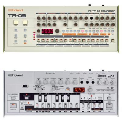 Roland TB-03 - TR-09 Bundle