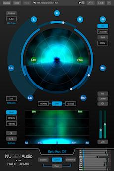 Nugen Audio 3D Immersive Extension