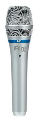 IK Multimedia iRig Mic HD silver B-Stock
