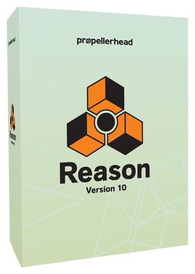 Propellerhead Reason 10 Upgrade 2