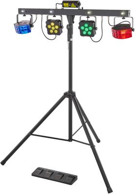 Stairville LED BossFx-1 Pro Bundl B-Stock