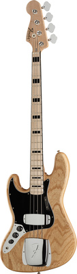 Fender 75 Jazz Bass NOS NAT LH HW