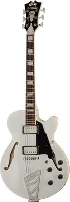 DAngelico Premier SS White