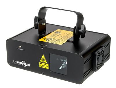 Laserworld EL-400RGB QS B-Stock