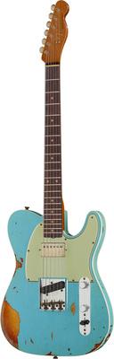 Fender Reverse Custom HS Tele DBo3TS