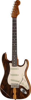 Fender Artisan Ziricote Strat