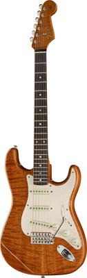 Fender Artisan Rose Myrtle Strat