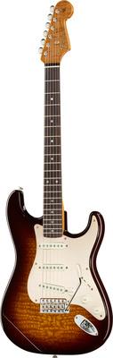 Fender 2018 Artisan Tamo Ash Strat