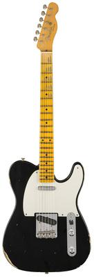 Fender 1954 Telecaster Relic ABLK