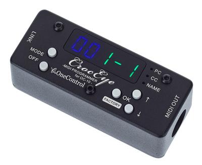One Control CrocEye MIDI Programme B-Stock
