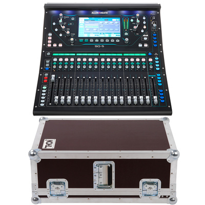 Allen & Heath SQ5 Case Bundle I